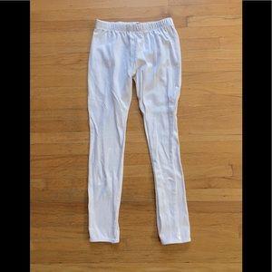 White Leggings   Size XS
